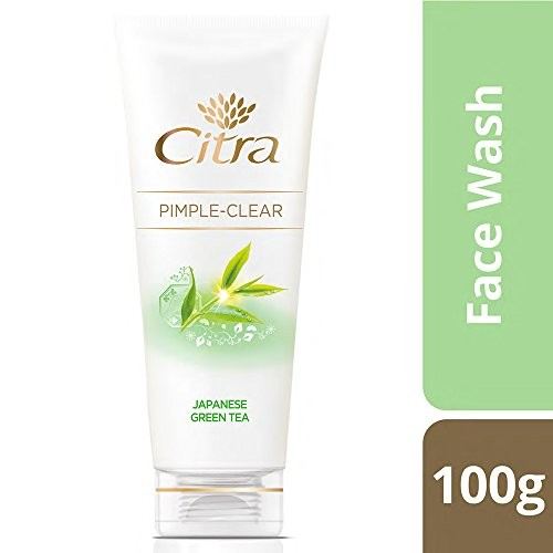 CITRA PIMPLE - CLEAR FACE WASH 100 GM
