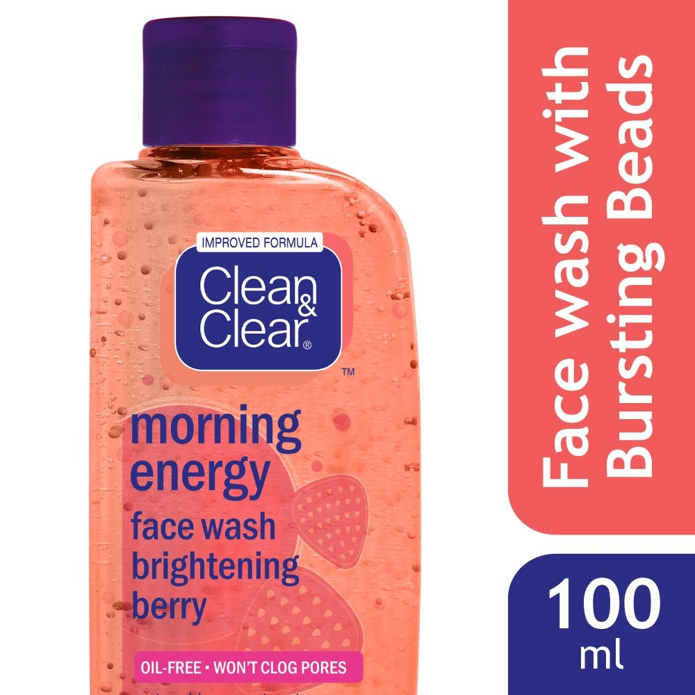 CLEAN & CLEAR BERRY FACE WASH 150ML