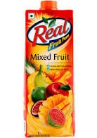REAL JUICE APPLE 1 LTR