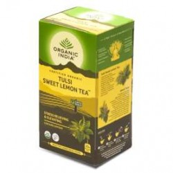 ORGANIC TULSI SWEET LEMON TEA 25N
