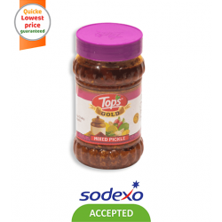 TOPS GOLD PICKLE MIXED PICKLE 375GM