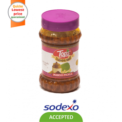 TOPS GOLD PICKLE MANGO PICKLE 500GM