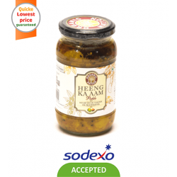 ORGANIC PICKLE HEENG KA AAM PICKLE 400GM