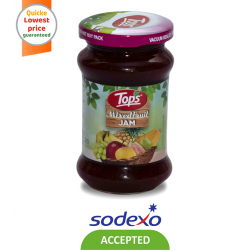 TOPS MIXRED FRUIT JAM 875G