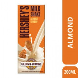 HERSHEY'S ALMOND MILK SHAKE 200ML