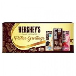HERSHEY'S SHAKE  FESTIVE GREETINGS