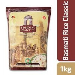 INDIAGATE CLASSIC RICE 1KG