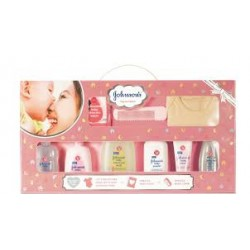 JOHNSONS BABY GIFT PACK 7-N