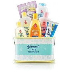 JOHNSONS BABY GIFT PACK 10-N