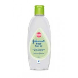 JOHNSONS BABY HAIR OIL 100 ML