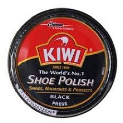 KIWI POLISH BLACK 40GM
