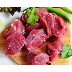 Mutton Boneless 500gm