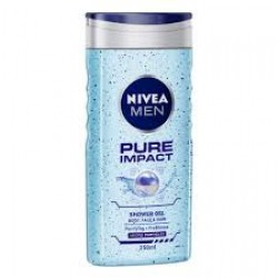 NIVEA MEN PURE IMPACT SHOWER GEL 250 ML