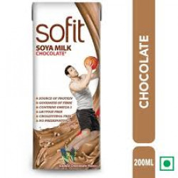 SOFIT ALMOND MILK CHOCOLATE 200ML