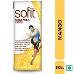 SOFIT MANGO SOYA MILK 200ML